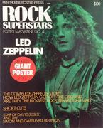 Rock Superstars No. 4 Magazine