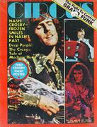 Circus Magazine June 1972 Magazine