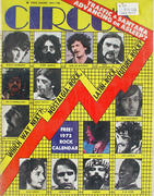 Circus Magazine January 1972 Magazine