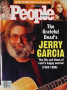 People Magazine August 21, 1995 Magazine