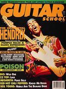 Guitar School Magazine November 1990 Magazine