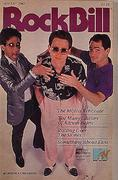 RockBill Magazine August 1982 Magazine