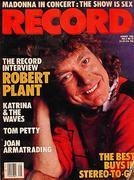 Record Magazine August 1985 Magazine