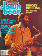 Down Beat Magazine January 25, 1979 Magazine