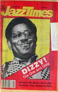 JazzTimes Magazine October 1984 Magazine