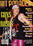 Hit Parader Magazine May 1989 Magazine