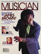 Musician Magazine April 1986 Vintage Magazine