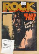Rock Magazine July 5, 1971 Magazine