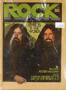Rock Magazine July 29, 1971 Magazine