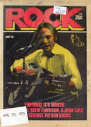 Rock Magazine August 30, 1971 Magazine