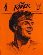 The River Magazine August 1987 Magazine