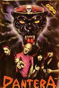 Hard Rock Issue 11: Pantera Vintage Comic