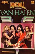 Rock 'N' Roll Issue 16: Van Halen Vintage Comic