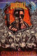 Rock 'N' Roll Issue 33: Guns N' Roses Vintage Comic