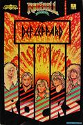 Rock 'N' Roll Issue 5: Def Leppard Vintage Comic