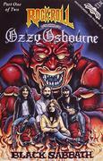 Ozzy Osbourne Comic Book