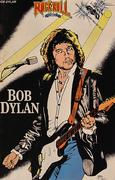 Rock 'N' Roll Issue 51: Bob Dylan Vintage Comic