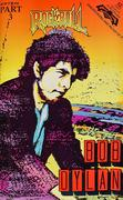 Rock 'N' Roll Issue 52: Bob Dylan Vintage Comic