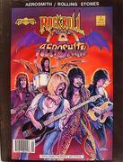 Aerosmith Comic Book