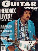Guitar World Magazine March 1988 Magazine