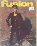 Fusion Magazine September 1972 Magazine