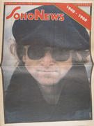 Soho News Magazine December 10, 1980 Magazine
