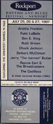 Aretha Franklin Handbill