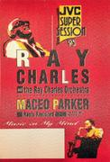 Ray Charles Backstage Pass