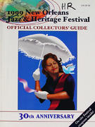 1999 New Orleans Jazz And Heritage Festival Program