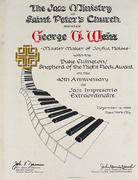 The Jazz Ministry Program