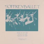 The Joffrey Ballet Program