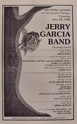 Jerry Garcia Band Program