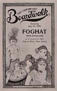 Foghat Program