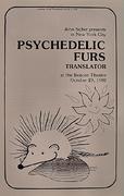 Psychedelic Furs Program