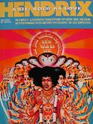 Jimi Hendrix - Axis: Bold As Love Book