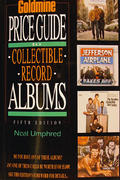 Goldmine Price Guide Collectible Record Albums Fifth Edition Book