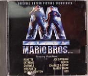 Super Mario Bros. Soundtrack CD