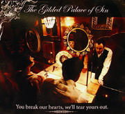 The Gilded Palace Of Sin CD