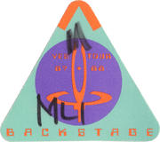 Yes Backstage Pass