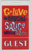 G. Love & Special Sauce Laminate