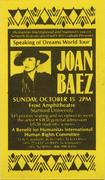 Joan Baez Laminate