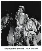 The Rolling Stones Promo Print