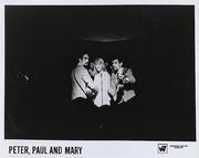 Peter, Paul And Mary Promo Print