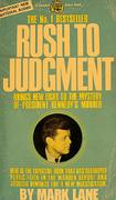 Rush To Judgment Book