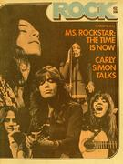 Rock Magazine March 13, 1972 Magazine