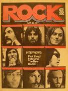 Rock Magazine December 20, 1971 Magazine