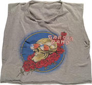 Jerry Garcia Band Women's Vintage T-Shirt