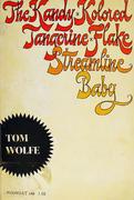 The Kandy-Kolored Tangerine-Flake Streamline Baby Book