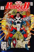 The Punisher 2099 Vintage Comic