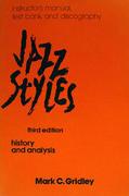 Jazz Styles Book